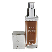 Christian Dior Diorskin Nude Natural Glow Hydrating Makeup Spf10 - 051 D... - $26.00