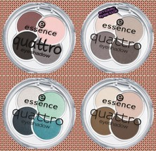 Essence-Quattro-Eyeshadow-Different-Textures-Long-Lasting-Choose-Shade - $7.44