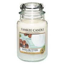 Yankee Candle Shea Butter 22 Oz. Jar Candle - $26.00