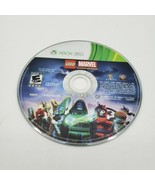 LEGO Marvel Super Heroes (Microsoft Xbox 360, 2013) Disc Only TESTED  - $6.83