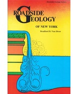 Roadside Geology of New York ~ Rock Hounding and Gold Prospecting - $19.95