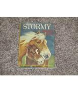 Marguerite Henry STORMY, MISTY'S FOAL 1963 1st Edition HC/DJ - $32.71