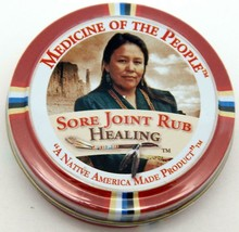 Medicine of the People Sore Joint Rub Natural Relief Arthritis/Muscle Pa... - $34.99