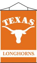 "University of Texas Longhorns 40""x28"" Indoor Banner Scroll - $31.95"