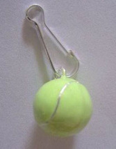 Tennis Zipper Pull Tennis Ball Style - 4pc/pack - $11.99