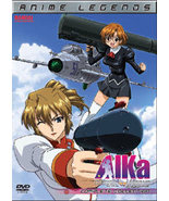 Agent Aika Complete Collection (Anime Legends) DVD *NEW* - $24.99