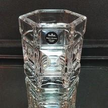 """VINTAGE ROSENTHAL Lead Crystal """"Domus"""" Votive Art Deco - Signed - $12.86"""
