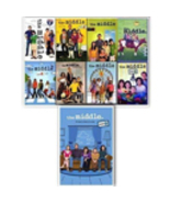 The Middle Complete Series Seasons 1-9 DVD 2018 Brand New Sealed - $48.50