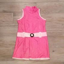 Storybook Heirlooms 60s MOD DRESS COSTUME Kids Halloween - $7.92