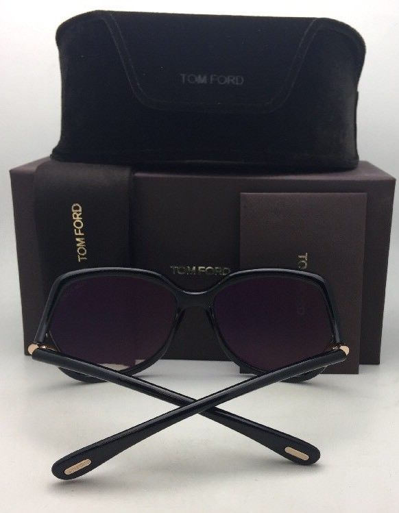 4e8189c19f New TOM FORD Sunglasses LIORA TF 528 01B and 50 similar items