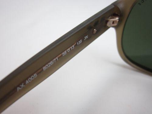 7f78b756658d Armani Exchange AX4005 Women s Sunglasses 58 13 135 w Case  TNJ135