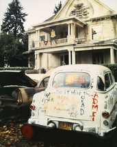 Animal House Classic Vintage Cars Fraternity House 16x20 Poster - $19.99