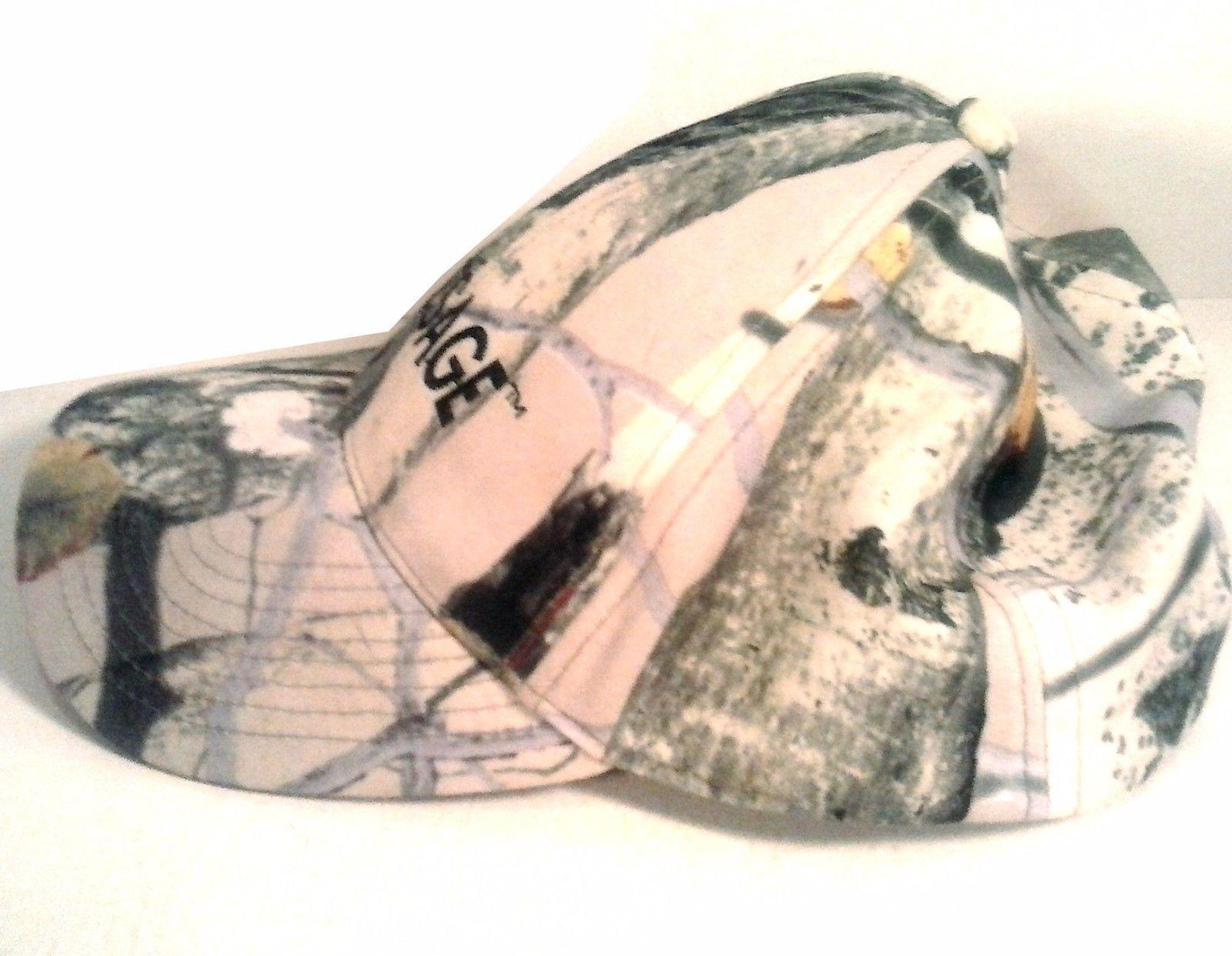 TRUESAGE CAMMO CAMOUFLAGE HAT CAP SPORT HUNTING FISHING