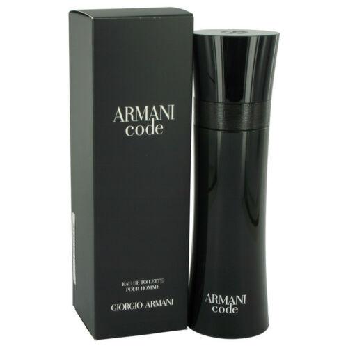 Giorgio Armani Armani Code 4.2 Oz Eau De Toilette Spray