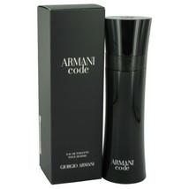 Giorgio Armani Armani Code 4.2 Oz Eau De Toilette Spray  image 1