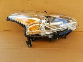 13-15 Nissan Altima Sedan HID Xenon Headlight Lamp Passenger Right RH POLISHED image 2