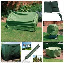 NUOVO resistente impermeabile da esterno verde mobili da giardino - $16.44+