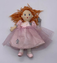 "2009 Madame Alexander GLINDA THE GOOD WITCH Plush Doll 10"" - $9.90"