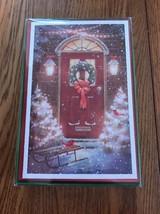 AMERICAN GREETINGS Christmas Holiday 16 Cards & Envelopes Ships N 24h - $14.83