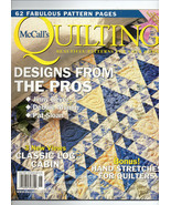 June 2004/McCall's Quilting/Preowned Craft Magazine - $3.99