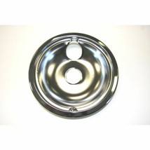WB32X5076 GE 8 Inch Chrome Burner Bowl Genuine OEM WB32X5076 - $10.06