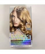 Loreal Feria Multi-Faceted Shimmering Hair Coulor #73 Dark Golden Blonde - $18.69