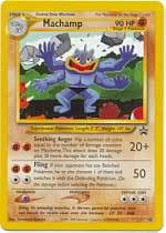 Pokemon Promo Card - Machamp #43