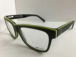 New Just Cavalli JC 0611  611 JC0611 020 Green 53mm Rx Eyeglasses Frame  - $119.99