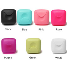 Xueqin Square Bathroom Shower Soap Dish Box Waterproof Outdoor Travel Hi... - $11.95