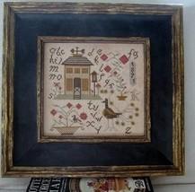 Summer Sampler cross stitch chart Niky's Creations - $11.70