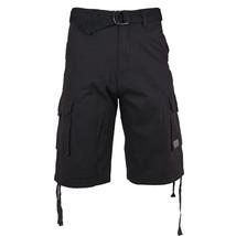 Men's Premium Cotton Twill Slim Fit Cargo Camo Shorts NEW w/ NO BELT