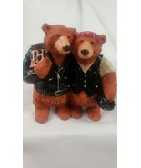 "Snapshots United Creations ""Hardley Biker"" Bears Figurine NWB - $29.69"