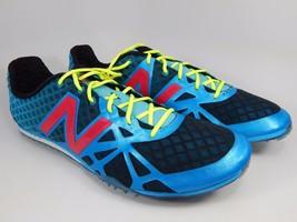 New Balance MD 500 v2 Men's Track Shoes Size US 12.5 M (D) EU 47 Blue MMD500B2