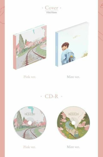 KYUHYUN Super Junior - The Day we Meet Again [Mint ver.] (3rd Single Album) CD+6 image 3
