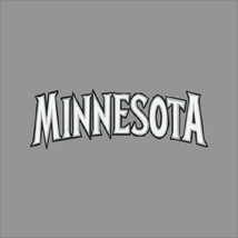 Minnesota Timberwolves #5 NBA Team Logo Vinyl Decal Sticker Car Window Wall - $6.28+