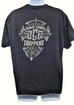 Orange County Choppers Mens Lg Black Graphic T Shirt Motorcycle L - $24.99
