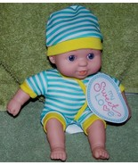 My Sweet Love Mini Baby Doll in Striped Outfit NWT - $5.88