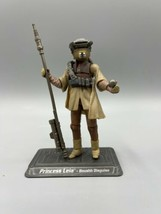 "Star Wars Princess Leia In Boushh Disguise 3.75"" Figure 2006 Saga Collection #1 - $13.98"