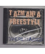 Tazmania Freestyle Overloaded CD Pure Pleazure, Rockell, Sammy C, Joe Za... - $16.35