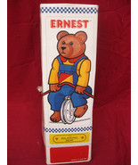 Vintage SCHYLLING 1986 ERNEST THE BALANCING BEAR Toy  - $39.59