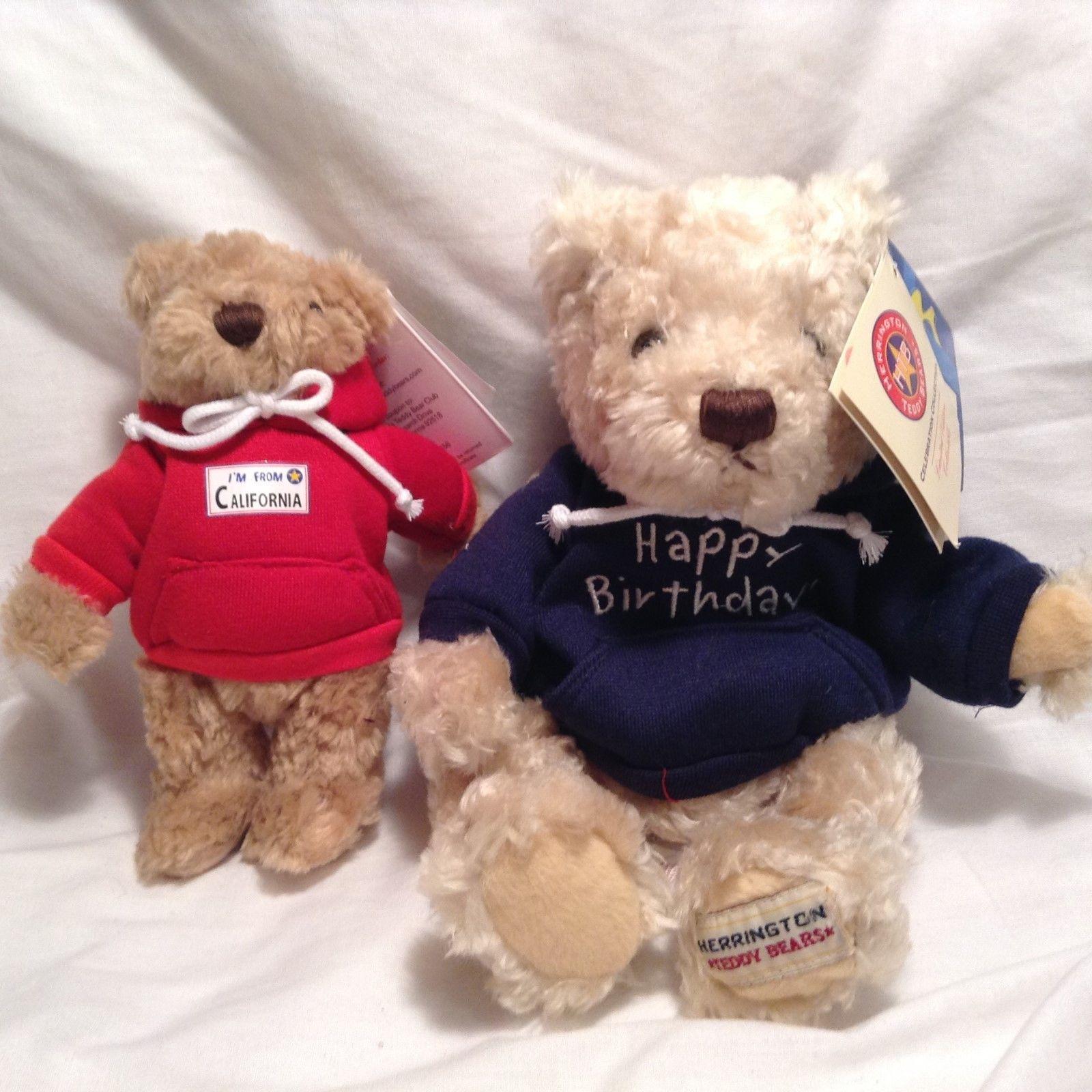 NEW Herrington Teddy Bear Set