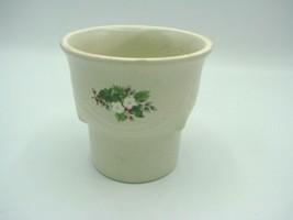 Vintage Christmas Heirloom by PFALTZGRAFF Candle Holder - $9.49