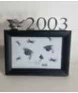 "VINTAGE 2003 GRADUATION PHOTO FRAME 6"" X 4"" THE WESTON GALLERY NWT 8084-... - $7.83"