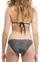 Iron Fist Damen Hot Netz Bikini Set Oberteil + Unten Badeanzug Nwt image 3