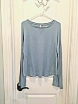 GILLIGAN & OMALLY blue Sleepwear Top L - $34.00
