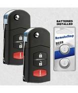 2 For 06 07 2008 2009 2010 2011 2012 2013 2014 2015 Mazda 5 Flip Remote ... - $31.55