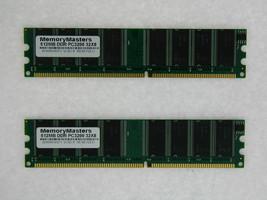 1GB (2X512MB) MEMORY FOR HP PAVILION A819.PT A820.CH A820.DK A820.SE A82... - $14.84