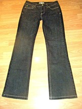 White HOUSE/BLACK Market Blanc Stretch Black Denim Bootcut J EAN S Size 2R - $29.02