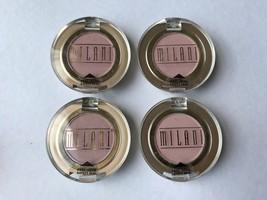 Milani Powder Eyeshadow Singles # 20A Heavenly Pink Lot of 4 NEW - $16.83
