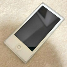 Apple iPod nano 7th Generation Silver 16GB F/S - $98.01